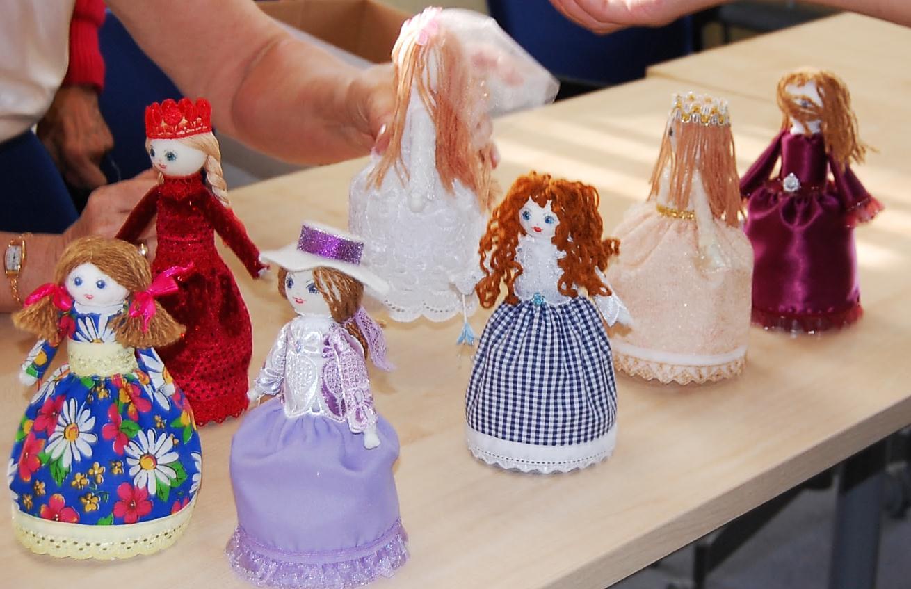 Как называется кукла сделанная своими руками 81